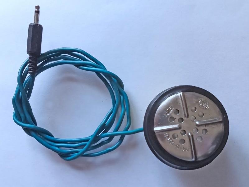 микрофон со шнуром