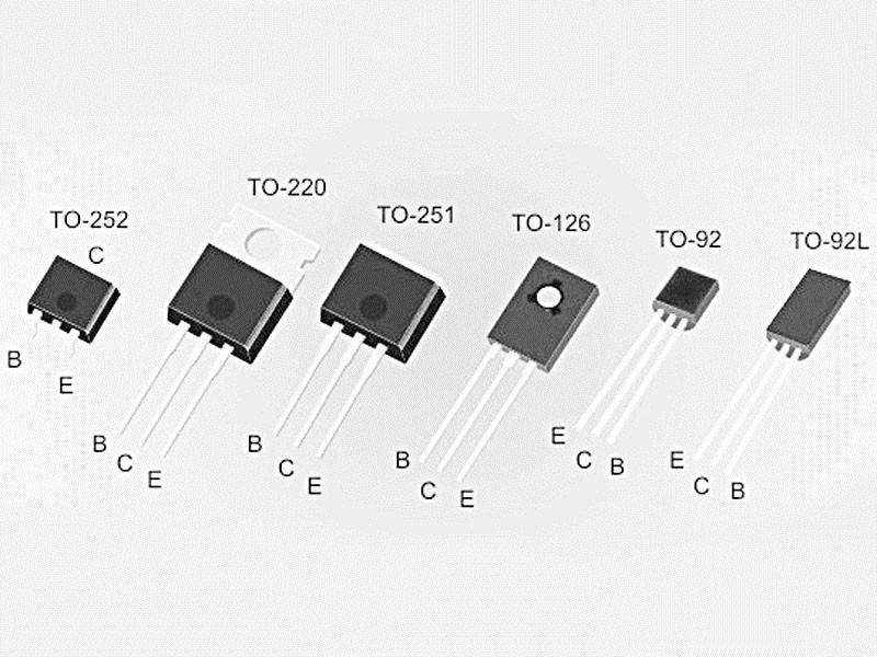 маркировка корпусов,в которых выпускают эти транзисторы