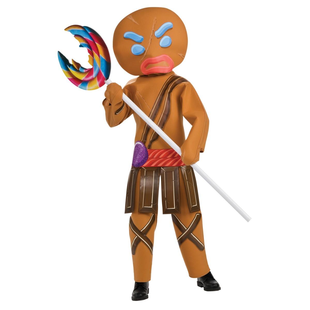shrek gingerbread man costume adult eBay