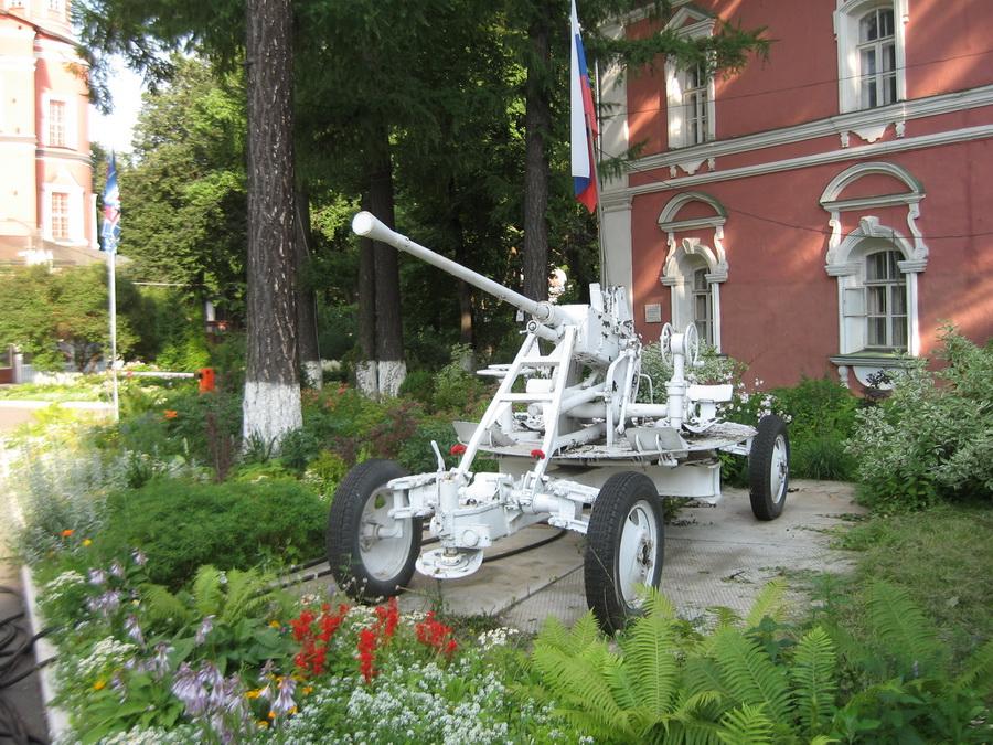 61-К (37-мм зенитная автоматическая пушка )_resize