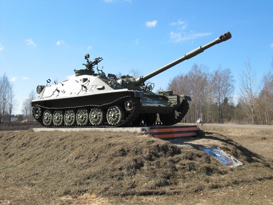 САУ АСУ-85  (г. Псков) (3)