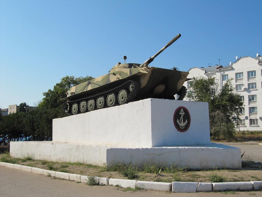 Танк ПТ-76 (АР Крым, г Севастополь) (4)_resize