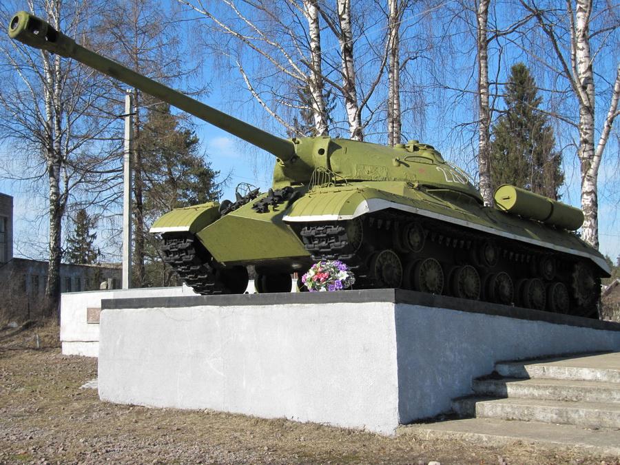 ИС-3 (г. Струги Красные, Псковская обл (3) в сообщество