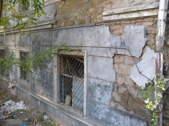 Общежитие в Одессе
