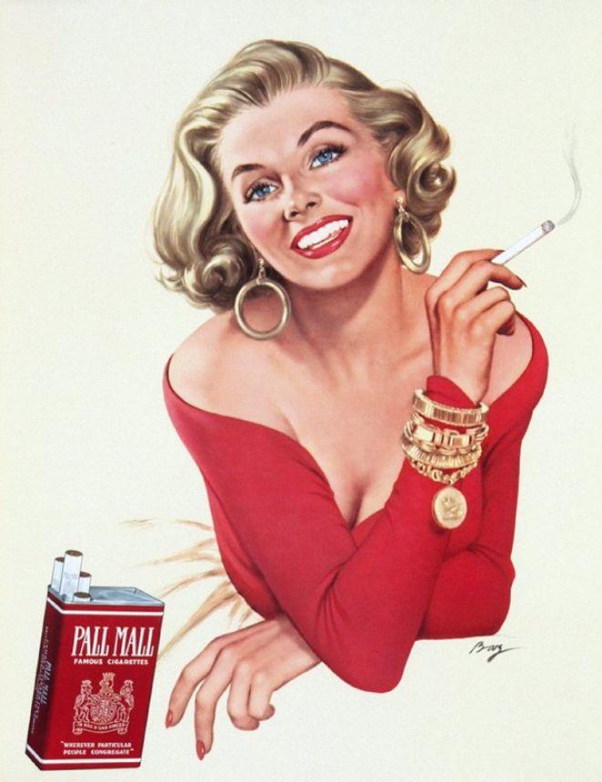 Девушка с рекламного плаката фото