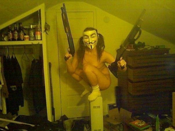Пятачок, у тебя есть дома ружьё?