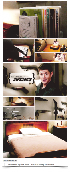 deans room
