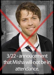 Misha Cancelled