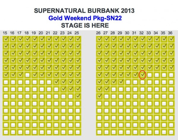 Burcon2013 seating