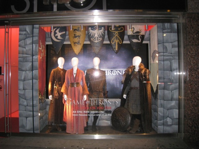 Find the widest selection of Game of Thrones merchandise, including shirts, Funko Pop figures, DVDs, and exclusives available only at the Official HBO Store! This website collects data to provide you with the best possible shopping experience.