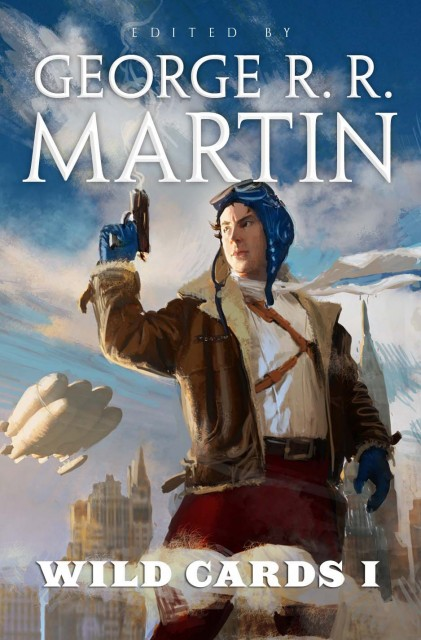 Image result for george rr martin wildcards