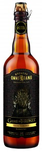 GOT Iron Throne Blonde Ale image
