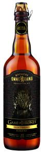 GOT Iron Throne Blonde Ale image