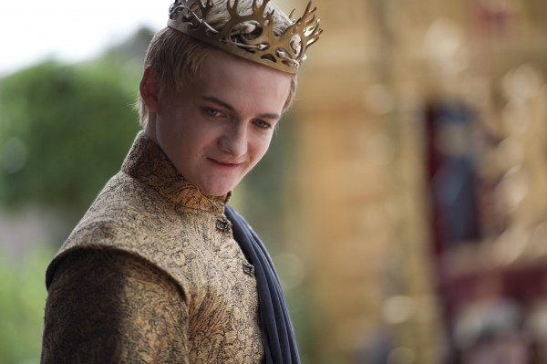 Jack Gleeson as Joffrey Baratheon_photo Macall B. Polay_HBO