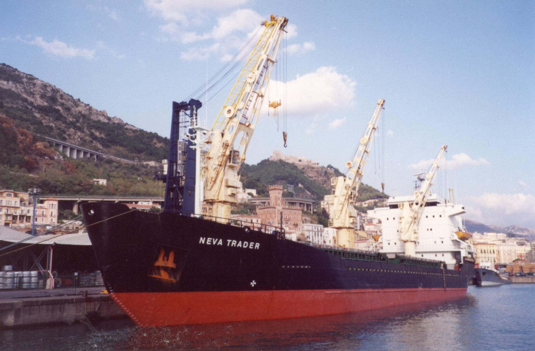 mv Neva Trader