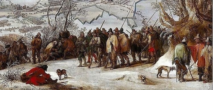 Эр-сюр-ла-Лис 1641