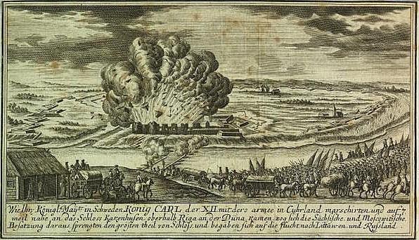 Kokenhausen 1701