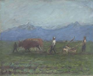 Михаил Добросердов - Киргизия 1936 год