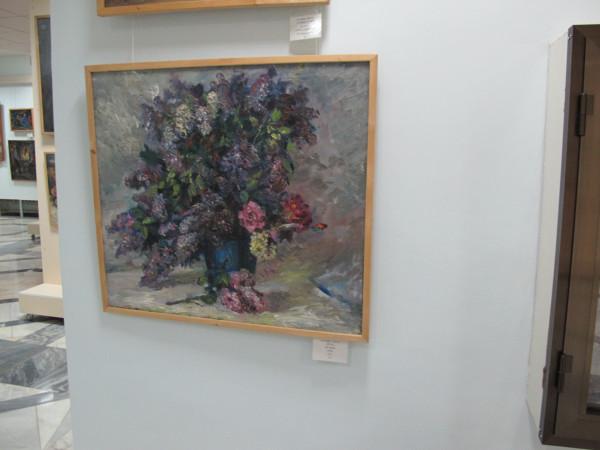 IMG_0577 Курзин Михаил Иванович (1888-1957) Музей им Савицкого, Нукус май 2012