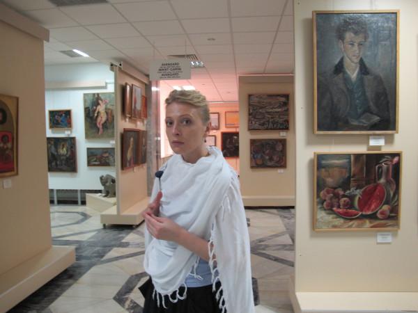 IMG_0598 Маркова Валентина Петровна (1905-1941) Музей им Савицкого, Нукус май 2012