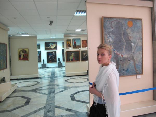 IMG_0605 Лысенко Евгений Александрович (1903-?) Музей им Савицкого, Нукус май 2012