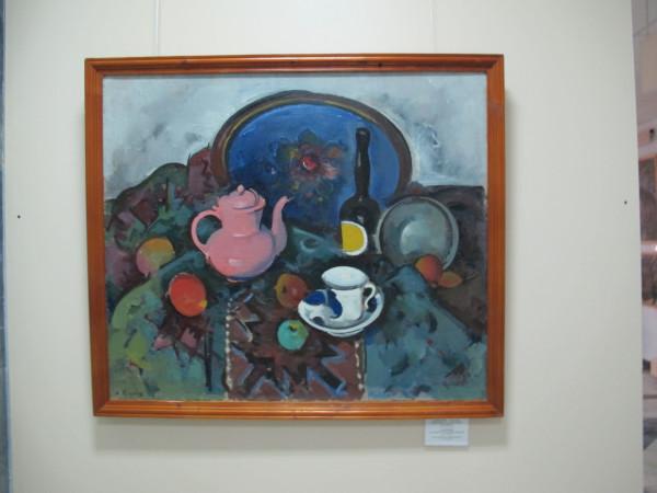 IMG_0613 Куприн Александр Васильевич (1880-1960). Музей им Савицкого. Нукус, май 2012