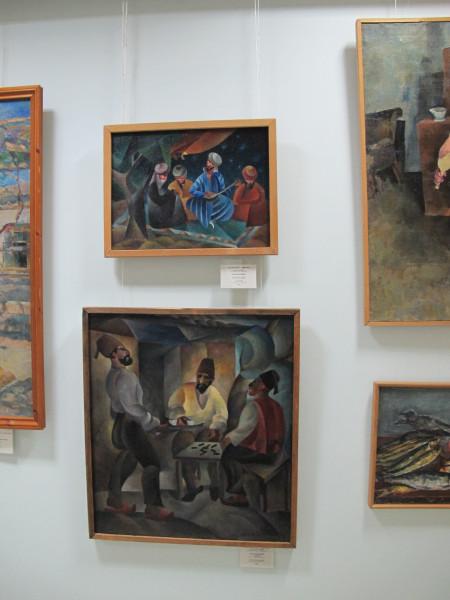 IMG_0615 Григорьев Николай Михайлович (1880-1943). Музей им. Савицкого. Нукус, май 2012