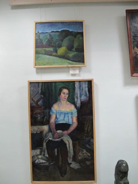 IMG_0623 Богданов Сергей Александрович (1888-1967) Музей им Савицкого. Нукус, май 2012