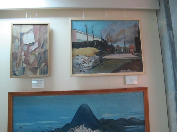 IMG_0641 Ечеистов Георгий Александрович (1897-1946). Музей имени И.В. Савицкого, Нукус, май 2012
