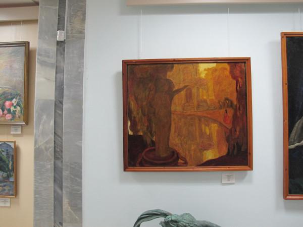 IMG_0645 Захаров Иван Иванович (1885-1969) Музей имени И.В. Савицкого, Нукус, май 2012