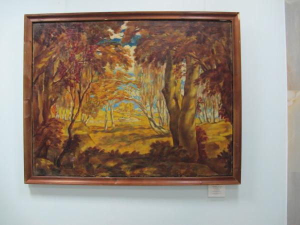IMG_0647 Захаров Иван Иванович (1885-1969) Музей имени И.В. Савицкого, Нукус, май 2012