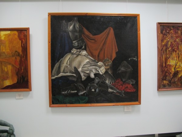 IMG_0646 Черкес Даниил Яковлевич (1899-1971) Музей имени И.В. Савицкого, Нукус, май 2012