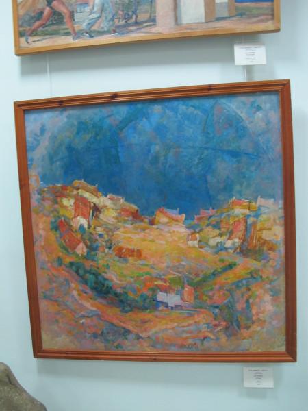 IMG_0660 Черкес Даниил Яковлевич (1899-1971) Музей имени И.В. Савицкого, Нукус, май 2012