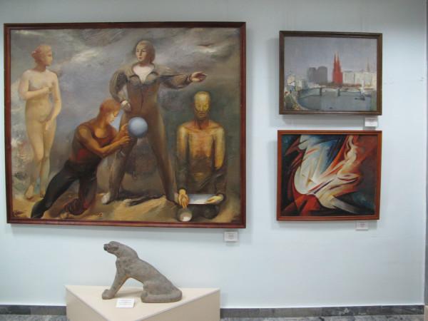 IMG_0653 Никритин Соломон Борисович (1893-1965) и Козлов Александр Николаевич (1902-1946) Музей имени И.В. Савицкого, Нукус, май 2012