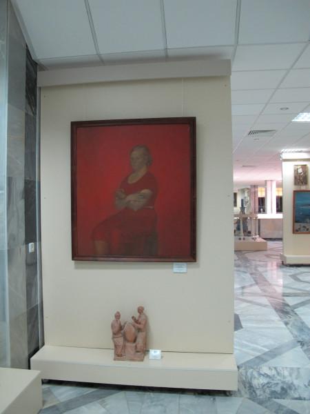 IMG_0651 Никритин Соломон Борисович (1893-1965) Музей имени И.В. Савицкого, Нукус, май 2012