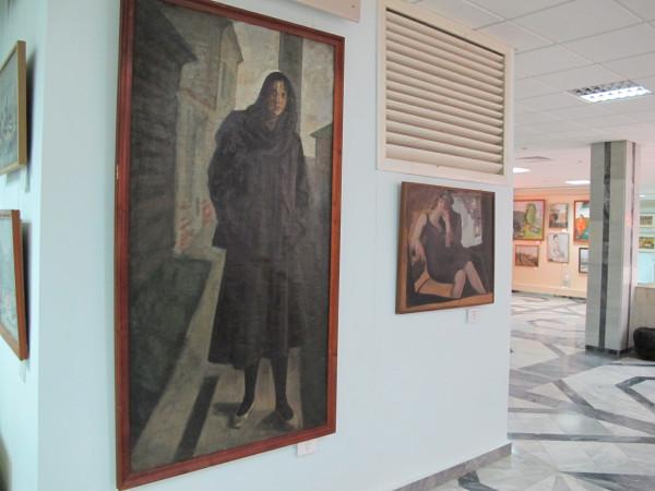 IMG_0670  Луппов Сергей Михайлович (1893-1977) Музей имени И.В. Савицкого, Нукус, май 2012