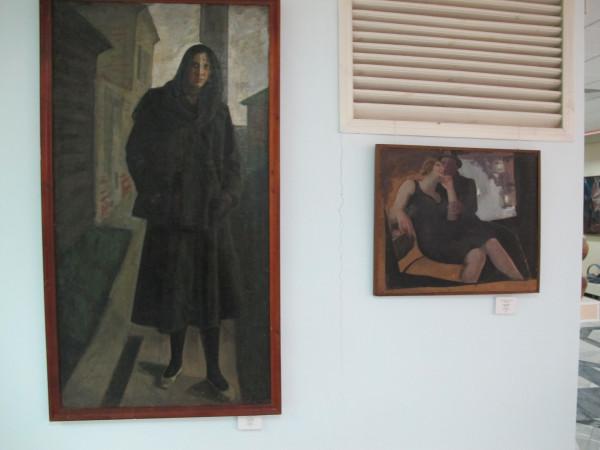 IMG_0671  Луппов Сергей Михайлович (1893-1977) Музей имени И.В. Савицкого, Нукус, май 2012