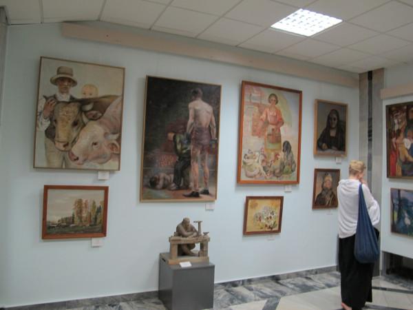 IMG_0462 Редько Климент Николаевич (1897-1956) Музей имени И.В. Савицкого, Нукус, май 2012
