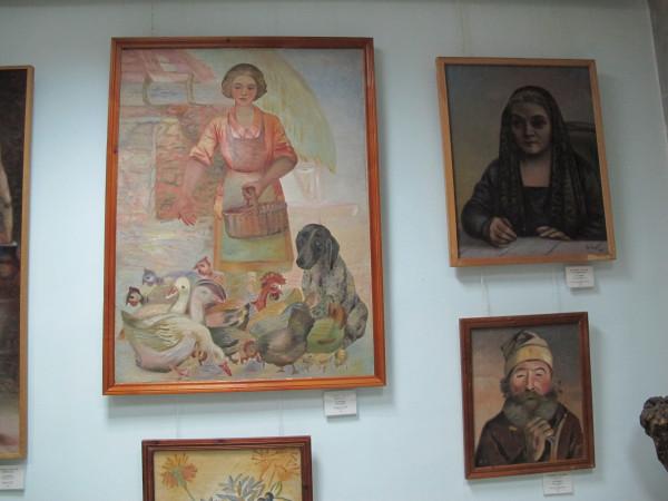 IMG_0470 Редько Климент Николаевич (1897-1956) Музей имени И.В. Савицкого, Нукус, май 2012