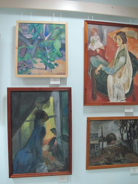 IMG_0467 Тарасов Николай Павлович (1896-1969) Музей имени И.В. Савицкого, Нукус, май 2012