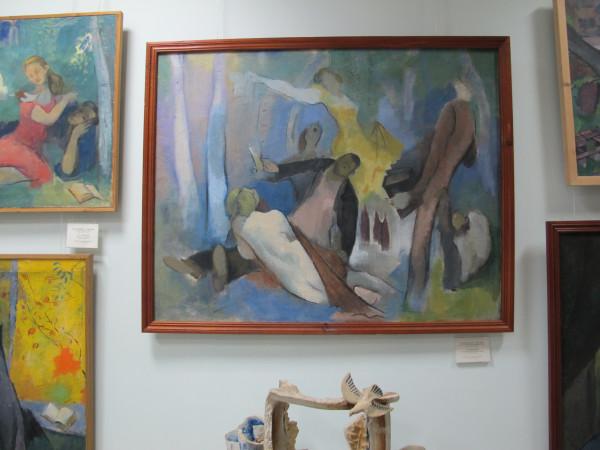 IMG_0468 Тарасов Николай Павлович (1896-1969) Музей имени И.В. Савицкого, Нукус, май 2012