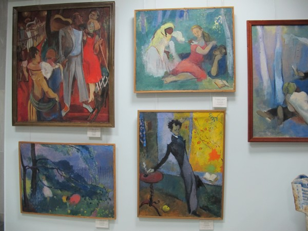 IMG_0469 Тарасов Николай Павлович (1896-1969) Музей имени И.В. Савицкого, Нукус, май 2012