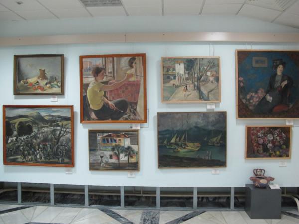 IMG_0464 Шевченко Александр Васильевич (1882-1948). Музей имени И.В. Савицкого, Нукус, май 2012