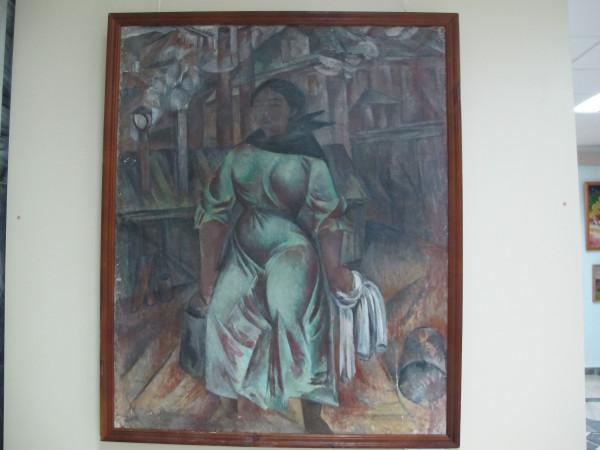 IMG_0465 Шевченко Александр Васильевич (1882-1948). Музей имени И.В. Савицкого, Нукус, май 2012