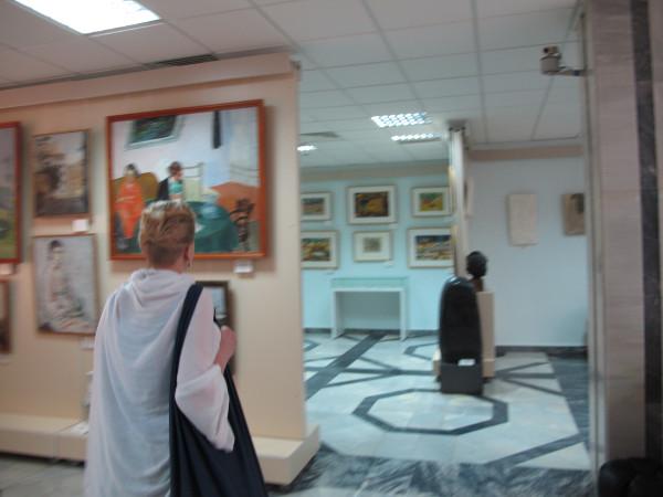 IMG_0675 Графика. Музей имени И.В. Савицкого, Нукус, май 2012