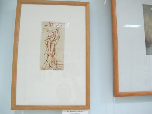 IMG_0491 Соколов Михаил Ксенофонтович (1885-1947) Музей имени И.В. Савицкого, Нукус, май 2012
