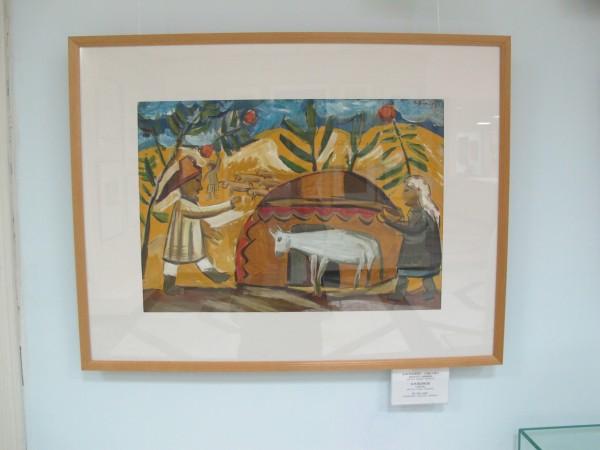 IMG_0517 Волков Александр Николаевич (1886-1957) Музей имени И.В. Савицкого, Нукус, май 2012