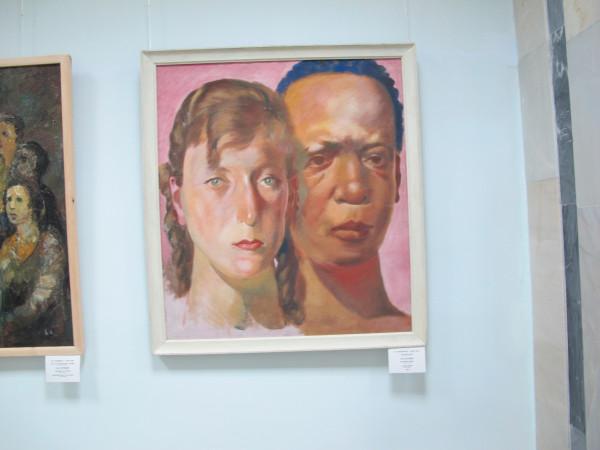 IMG_0700 Шухаев Василий Иванович (1887-1973) Музей имени И.В. Савицкого, Нукус, май 2012