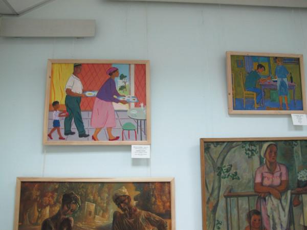 IMG_0693 Кашина Надежда Васильевна и Шугрин Анатолий Иванович (1906-1986) Музей имени И.В. Савицкого, Нукус, май 2012
