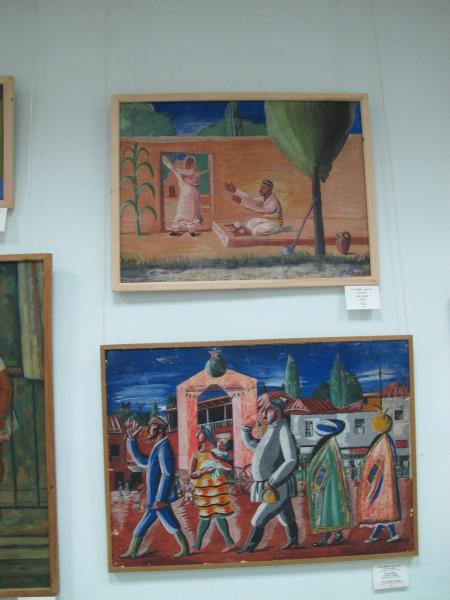 IMG_0696 Курзин Михаил Иванович (1888-1957) Музей имени И.В. Савицкого, Нукус, май 2012